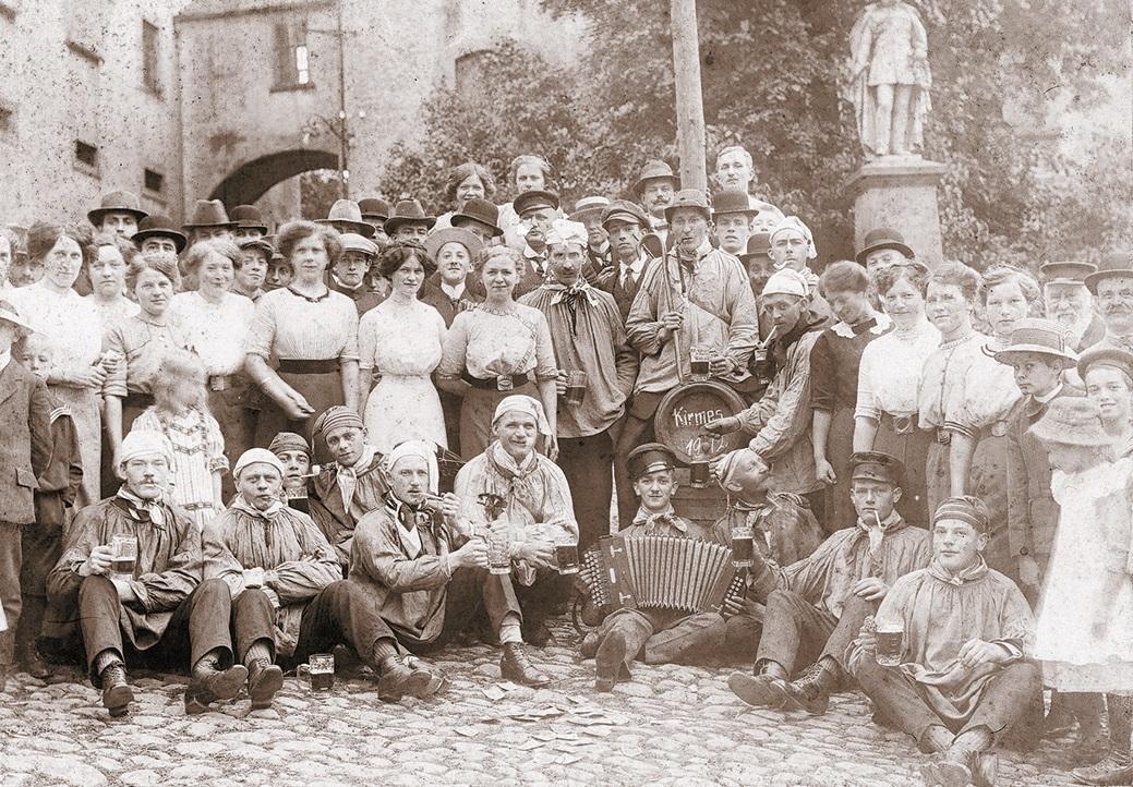 Kirmes 1912