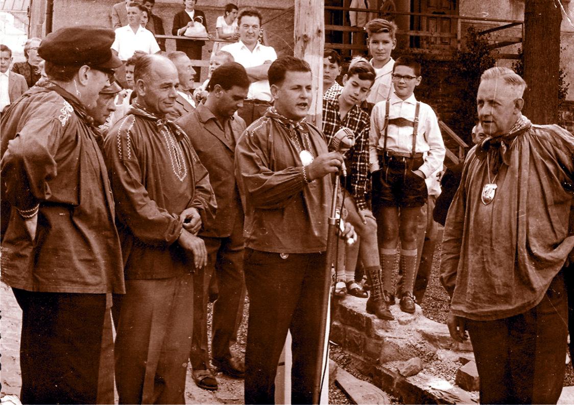 Kirmes 1963